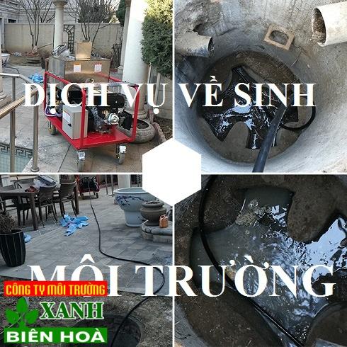 Thông cống nghẹt Xã An Hòa, Biên Hoà